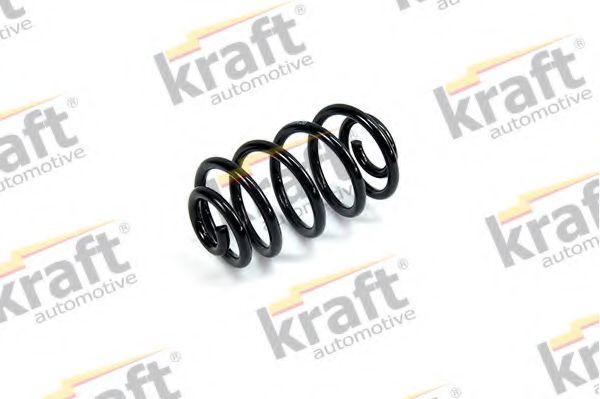 Пружина подвески KRAFT AUTOMOTIVE 4031620