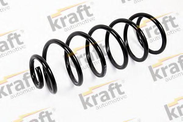 Пружина подвески KRAFT AUTOMOTIVE 4031660