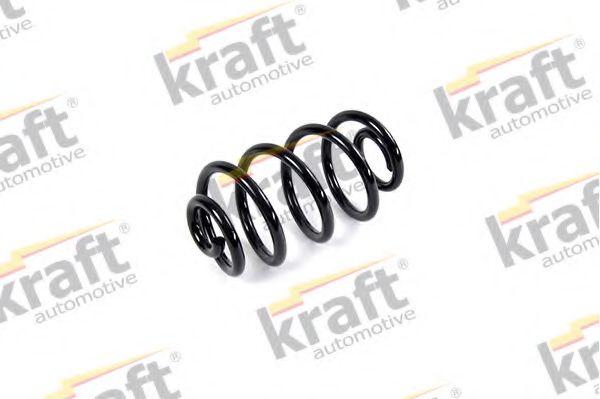 Пружина подвески KRAFT AUTOMOTIVE 4032622