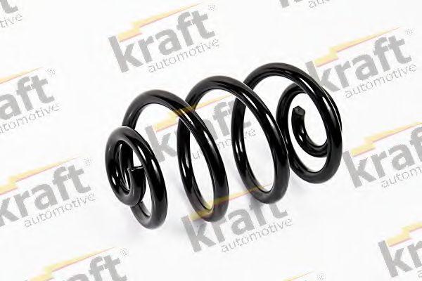Пружина подвески KRAFT AUTOMOTIVE 4032627