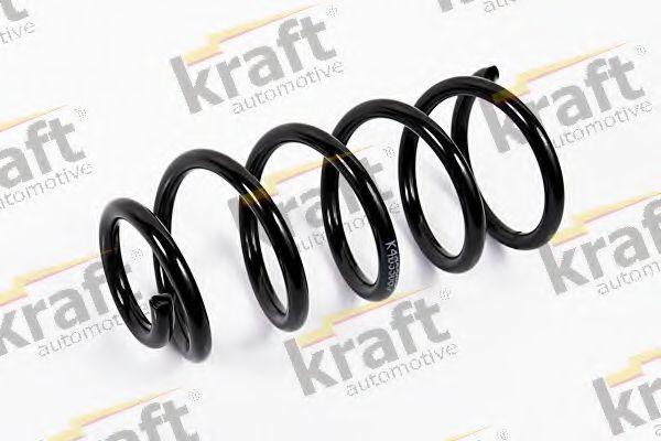 Пружина подвески KRAFT AUTOMOTIVE 4033085