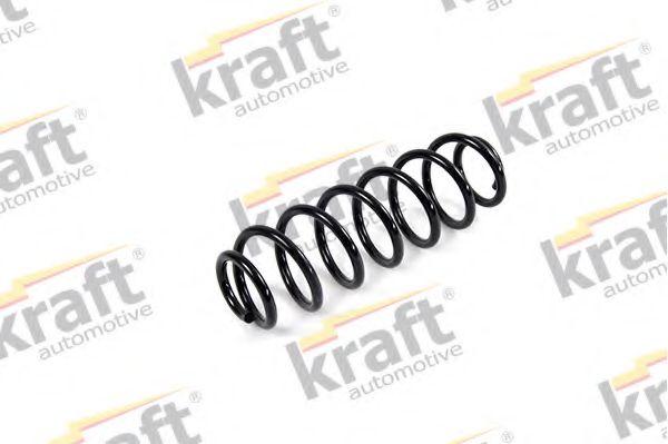 Пружина подвески KRAFT AUTOMOTIVE 4036509