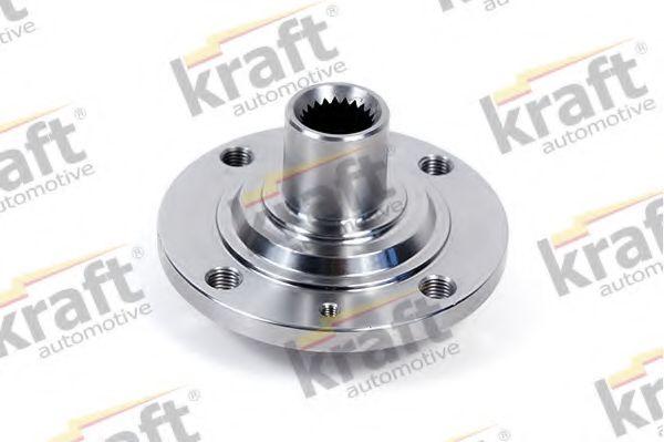 Ступица колеса KRAFT AUTOMOTIVE 4200030