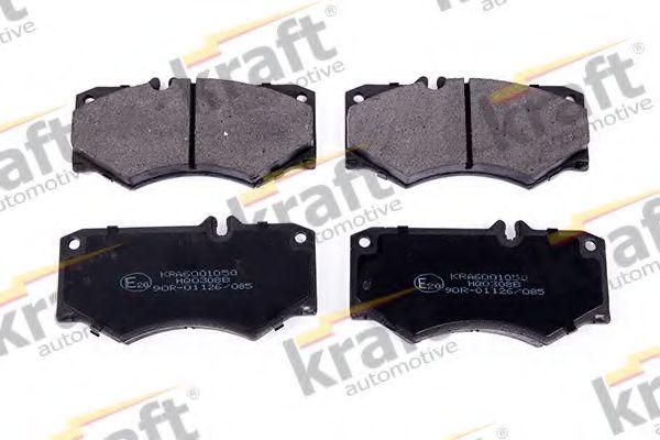 Тормозные колодки KRAFT AUTOMOTIVE 6001050