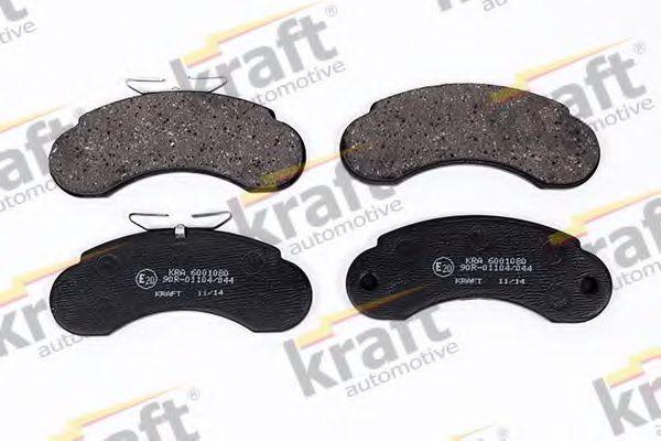 Тормозные колодки KRAFT AUTOMOTIVE 6001080