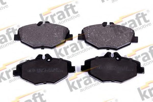 Тормозные колодки KRAFT AUTOMOTIVE 6001220