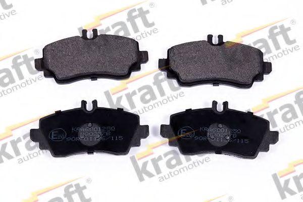 Тормозные колодки KRAFT AUTOMOTIVE 6001250