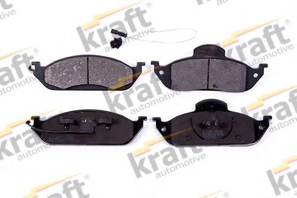 Тормозные колодки KRAFT AUTOMOTIVE 6001290