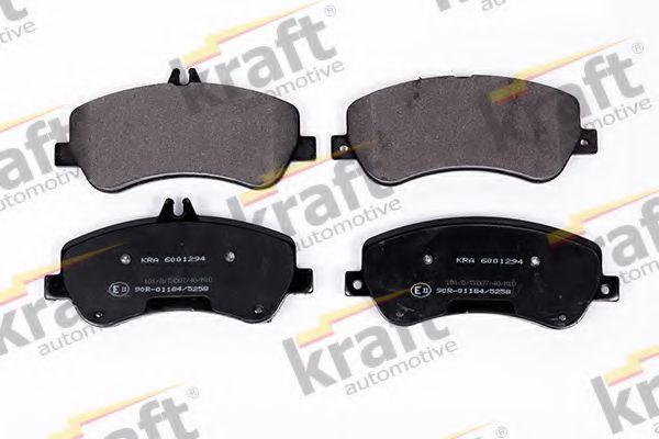 Тормозные колодки KRAFT AUTOMOTIVE 6001294
