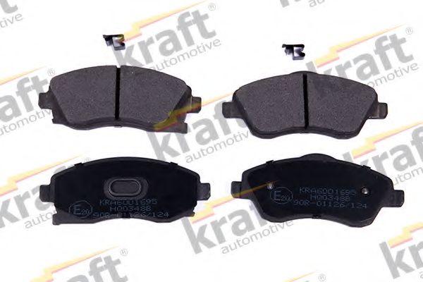 Тормозные колодки KRAFT AUTOMOTIVE 6001695