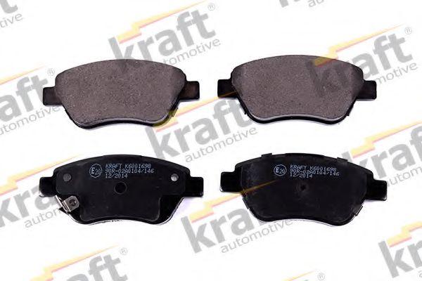 Тормозные колодки KRAFT AUTOMOTIVE 6001698