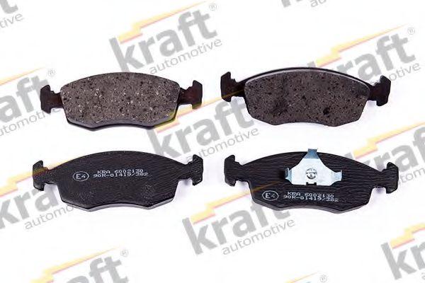 Тормозные колодки KRAFT AUTOMOTIVE 6002130