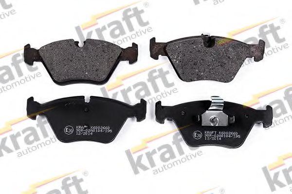 Тормозные колодки KRAFT AUTOMOTIVE 6002660