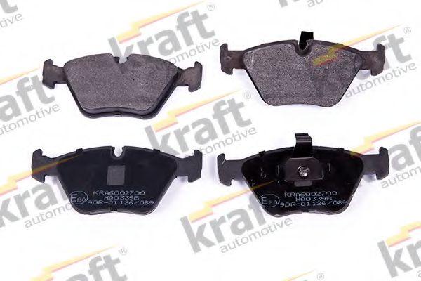 Тормозные колодки KRAFT AUTOMOTIVE 6002700