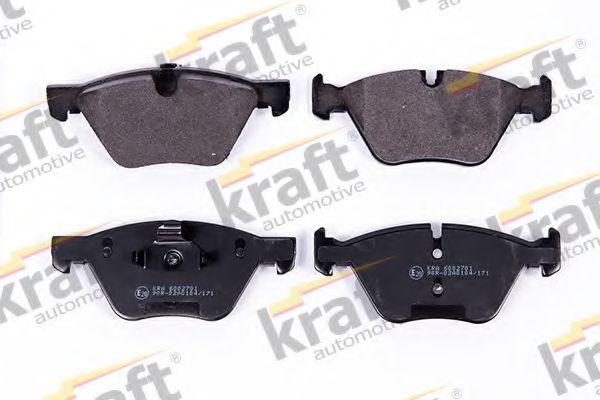 Тормозные колодки KRAFT AUTOMOTIVE 6002701