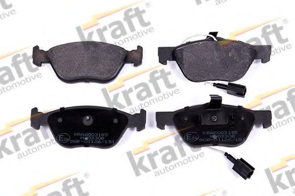 Тормозные колодки KRAFT AUTOMOTIVE 6003185
