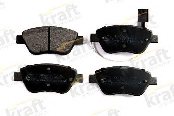 Тормозные колодки KRAFT AUTOMOTIVE 6003320