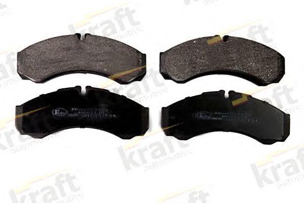 Тормозные колодки KRAFT AUTOMOTIVE 6003490
