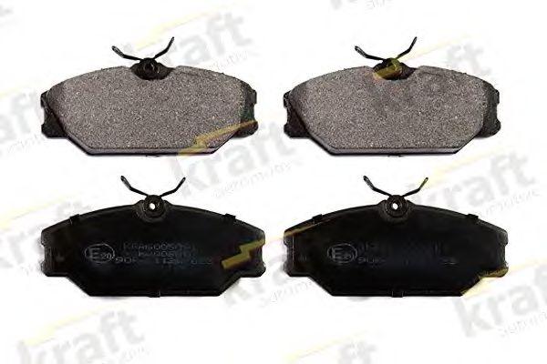 Тормозные колодки KRAFT AUTOMOTIVE 6005091