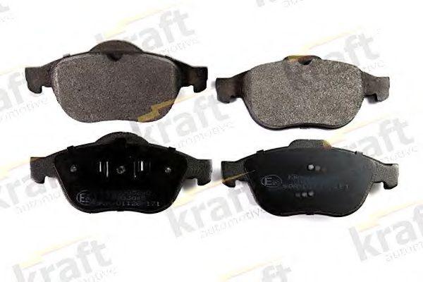 Тормозные колодки KRAFT AUTOMOTIVE 6005280