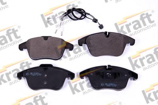 Тормозные колодки KRAFT AUTOMOTIVE 6005911