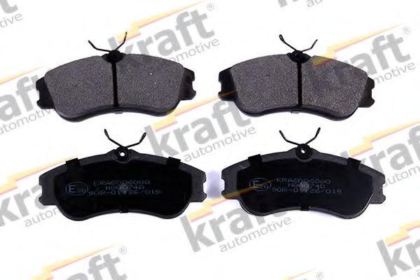 Тормозные колодки KRAFT AUTOMOTIVE 6006080