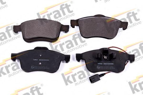 Тормозные колодки KRAFT AUTOMOTIVE 6006896