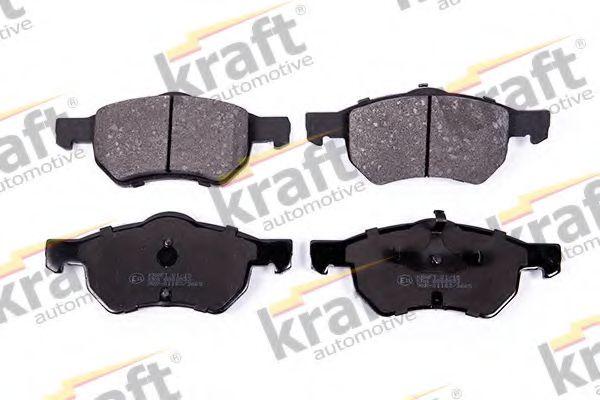 Тормозные колодки KRAFT AUTOMOTIVE 6008533