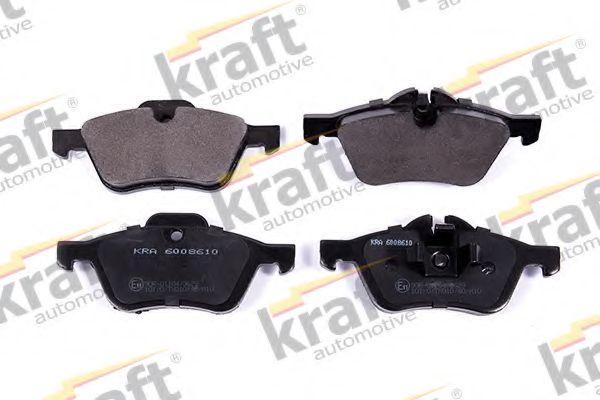 Тормозные колодки KRAFT AUTOMOTIVE 6008610
