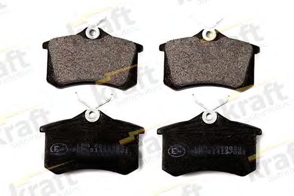 Тормозные колодки KRAFT AUTOMOTIVE 6010020