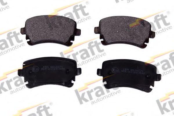 Тормозные колодки KRAFT AUTOMOTIVE 6010070