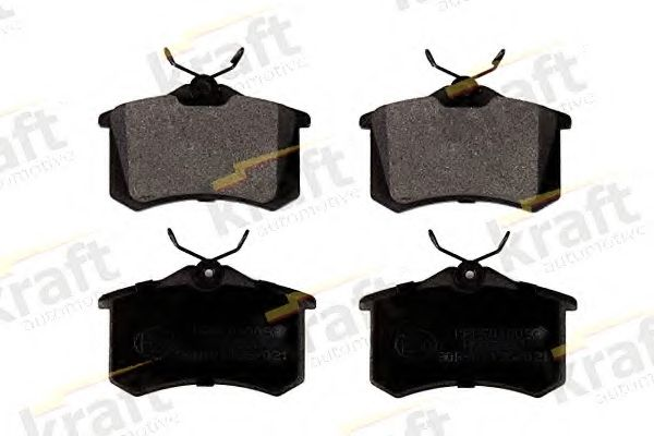 Тормозные колодки KRAFT AUTOMOTIVE 6010092