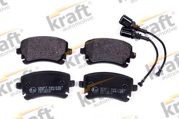 Тормозные колодки KRAFT AUTOMOTIVE 6010907