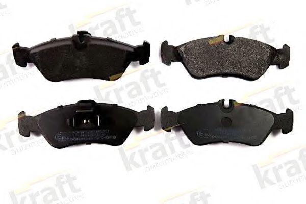 Тормозные колодки KRAFT AUTOMOTIVE 6011090