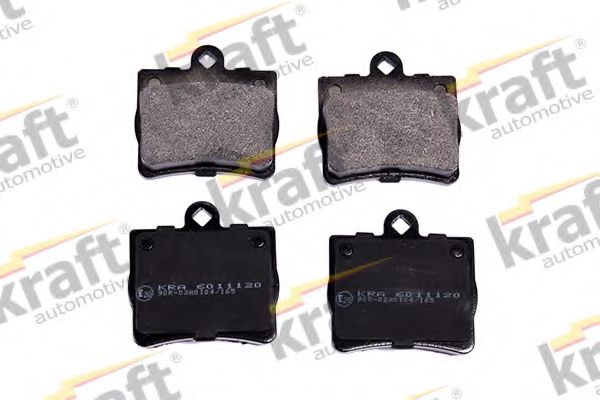Тормозные колодки KRAFT AUTOMOTIVE 6011120