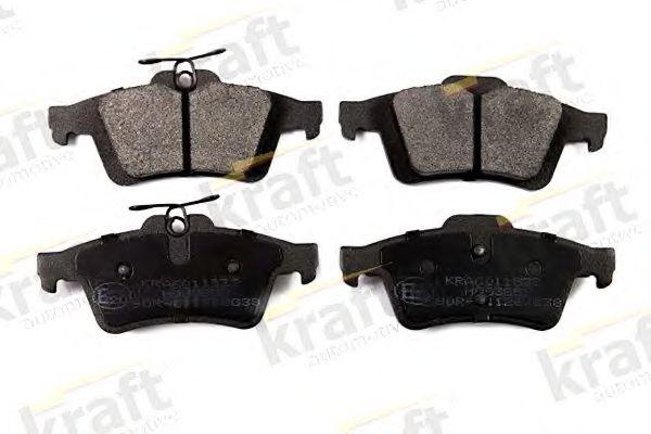 Тормозные колодки KRAFT AUTOMOTIVE 6011532