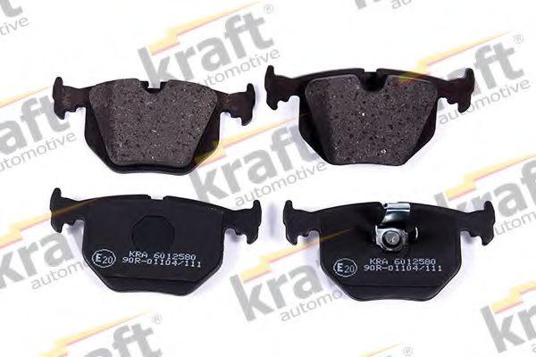 Тормозные колодки KRAFT AUTOMOTIVE 6012580