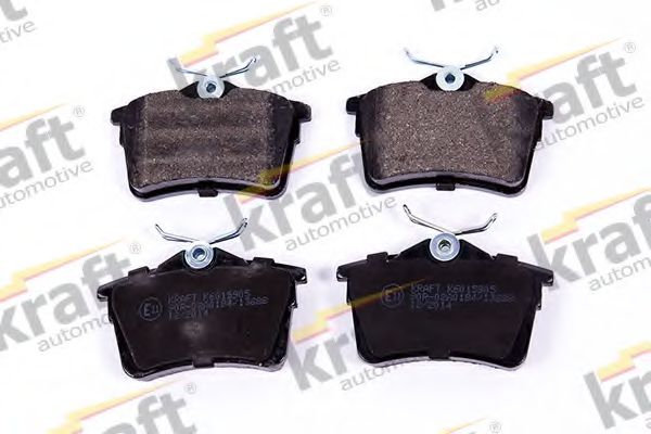 Тормозные колодки KRAFT AUTOMOTIVE 6015905