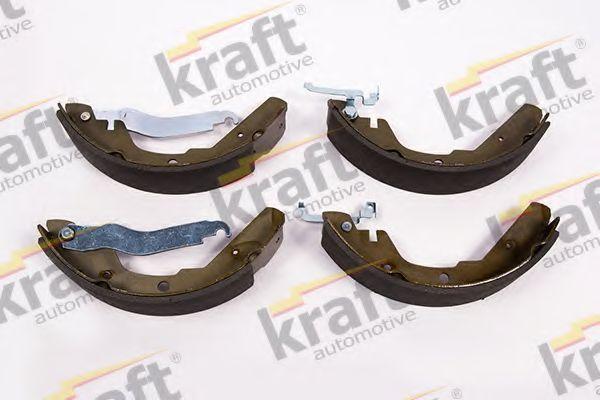 Тормозные колодки KRAFT AUTOMOTIVE 6020030