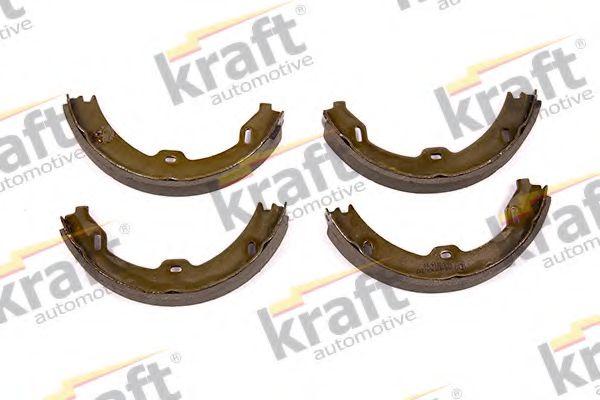 Тормозные колодки ручника KRAFT AUTOMOTIVE 6021113