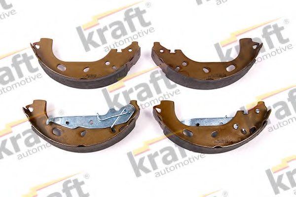Тормозные колодки KRAFT AUTOMOTIVE 6021501
