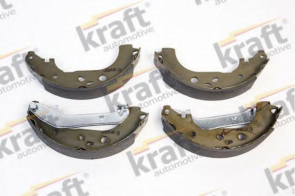 Тормозные колодки KRAFT AUTOMOTIVE 6022016