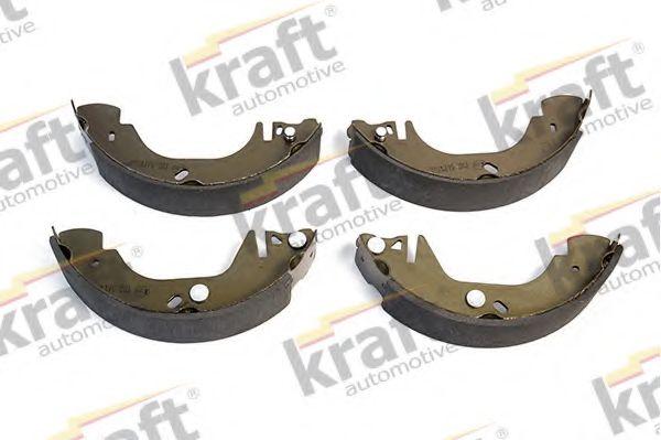 Тормозные колодки KRAFT AUTOMOTIVE 6022120