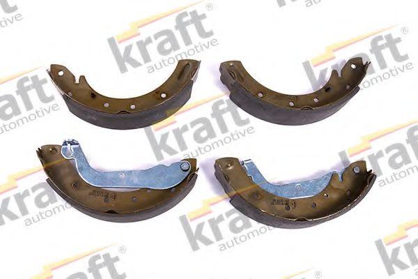 Тормозные колодки KRAFT AUTOMOTIVE 6023025