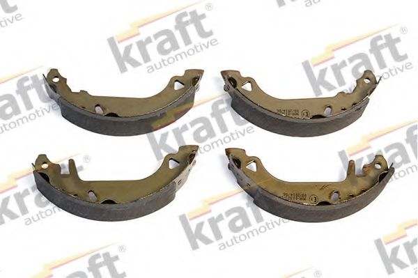 Тормозные колодки KRAFT AUTOMOTIVE 6023040
