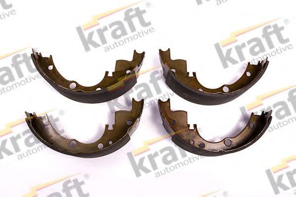 Тормозные колодки KRAFT AUTOMOTIVE 6023050