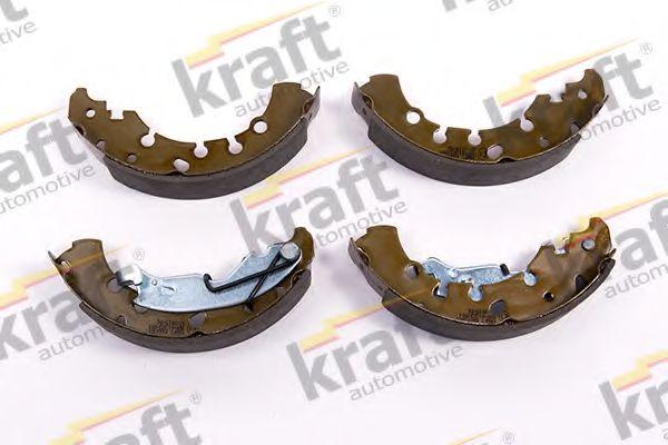 Тормозные колодки KRAFT AUTOMOTIVE 6023201