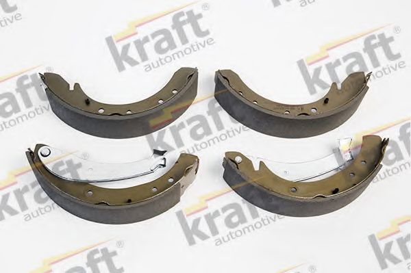 Тормозные колодки KRAFT AUTOMOTIVE 6023450