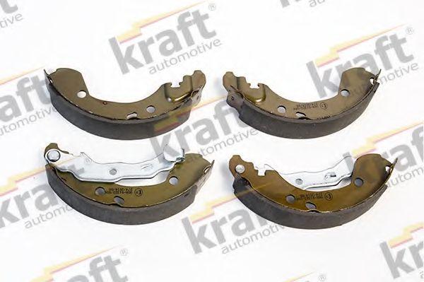 Тормозные колодки KRAFT AUTOMOTIVE 6024039