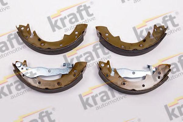Тормозные колодки KRAFT AUTOMOTIVE 6025505